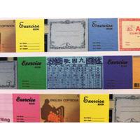 練習簿☆Exercise book【其一文創 / 香港設計】 マスキングテープ8425