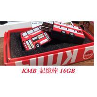 【香港☆80M 】「KMB」九巴圖案 記憶棒 /   USB  STICK 16GB
