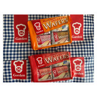 【香港☆ 嘉頓】Mini Cream WAFERS  /  2種類 A:花生味 B:什錦装