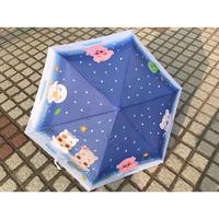 【香港☆麥兜】 Mc dull Umbrella☆マクダル 三摺遮 / 折りたたみ傘