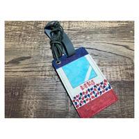 ☆Handmade☆【香港・雪糕車】 カードホルダー・ラゲッジタグ /  手書きがさらに可愛いです♥
