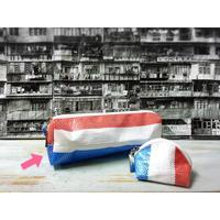 【香港☆紅白藍330】  ポーチ