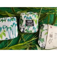 【香港☆G.O.D.】(新柄)foldable shopping bag with button  /  しっかり生地 5種類有ります