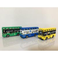 【香港☆80M 巴士店】(PB)ラッピングバス /   80M BUS MODEL SHOP 3種類
