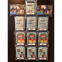 【香港☆HK  Magnet】香港特色磁石貼 / 凹凸がある木製 マグネット5種類