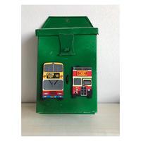 【香港☆80M】城巴巴士造型磁石貼  /  香港巴士磁石貼 2種類