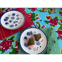 【香港☆G.O.D.】DIM SUM Side Plate・點心  / ボーンチャイナのアガるお皿