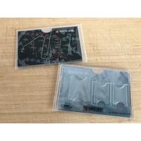 【香港☆MTR Cardholder】新色追加+2色展開・MTR SYSTEM MAP柄 機能的です / 八達通やSuica等々を入れて!