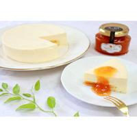 あんずのチーズケーキ ジャム150g付き