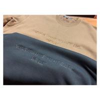 【SKREWZONE】DEPT EMBLEM CREWNECK