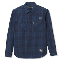 【Back Channel】 CHECK WORK SHIRT