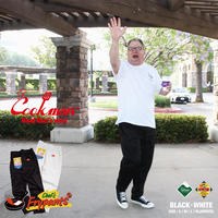 【COOKMAN】Chef's Frypants Black