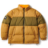 【FTC】REVERSIBLE DOWN JACKET