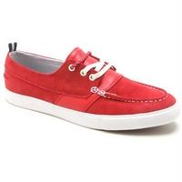 【DIAMOND SUPPLY CO.】YACHT CLUB RED SUEDE