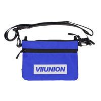 【7UNION】7U BOX REFLECTOR SACOCHE BAG