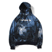 【LFYT】FRENCH WAR ALLOVER LOGO HOODED SWEATSHIRT