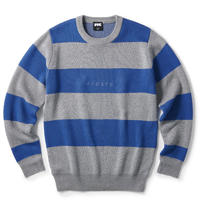 【FTC】BOLD STRIPE SWEATER