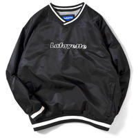 【LAFAYETTE】NYLON V-NECK WINDBREAKER JACKET