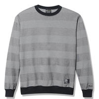 【Back Channel】COOLMAX CREW SWEAT