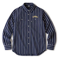 【FTC】EMBROIDERY STRIPE SHIRT