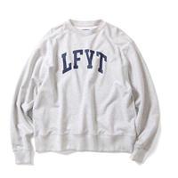 【LFYT】LFYT エルエフワイティー LFYT ARCH LOGO CREWNECK SWEATSHIRT