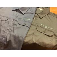 【SKREWZONE】S/S WORK SHIRTS