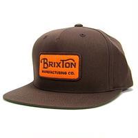 【BRIXTON】GRADE SNAP BACK