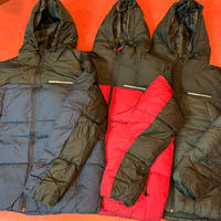【SKREWZONE】MILITARY SPEC DOWN JACKET
