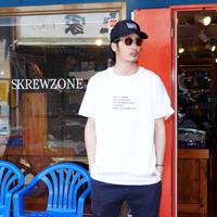 【SKREWZONE】SPEC CHAMPION TEE