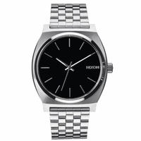【NIXON】THE TIME TELLER/BLACK
