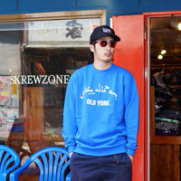 【SKREWZONE】OLD YORK SWEAT
