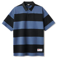 【FTC】BOLD STRIPE RUGBY SHIRT