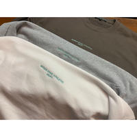 【SKREWZONE】DEPT MINI LOGO SWEAT
