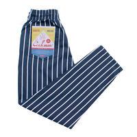 【COOKMAN】シェフパンツ Chef Pants Stripe Navy