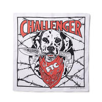 【FTC】FTC x CHALLENGER BANDANA
