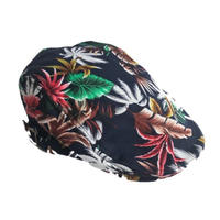 【SKREWZONE】FLORAL HUNTING CAP