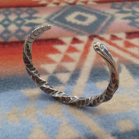 【SALE】 Tsunai Haiya 『SNAKE BANGLE』