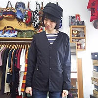 MOUNTAIN EQUIPMENT 『EASY CARDIGAN (BLACK)』