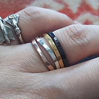 (再入荷) Tsunai Haiya 『Loose Ring(4COLOR)』