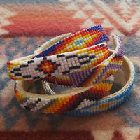 NAVAJO 『BEADS BANGLE(NARROW)』