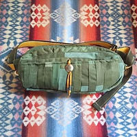 Nasngwam. ×EARLY MORNING『DAILY WAIST BAG Mサイズ (ARMY) 』