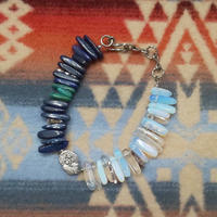 【SALE】 Tsunai Haiya 『COLORFIELD BEADS ANKLET(ビーズアンクレット) Ⅱ』