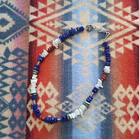 Tsunai Haiya 『COLORFIELD BEADS NECKLACE(ビーズネックレス) Ⅱ』