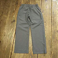 【SALE】 Nasngwam. 『ASSIST PANTS WIDE (CHARCOAL)』
