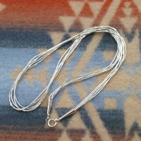 NAVAJO 『LIQUID SILVER NECKLACE』