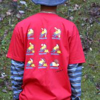 (再入荷) Nasngwam. 『TURIO(RED&BEIGE)』