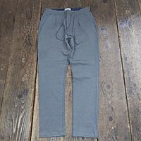 【SALE】 Kapitaler Hirsch 『EASY TRACK PANTS (GRAY&BLACK)』