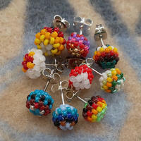 NAVAJO 『BEADS PIERCE (A)』