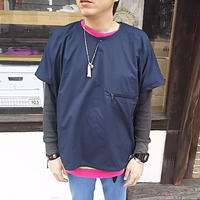 MOUNTAIN EQUIPMENT 『PERTEX EQ TEE(CHARCOAL)』
