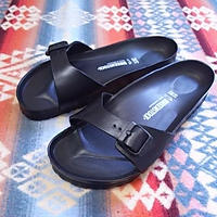 【SALE】 BIRKENSTOCK 『MADRID EVA (BLACK)』
